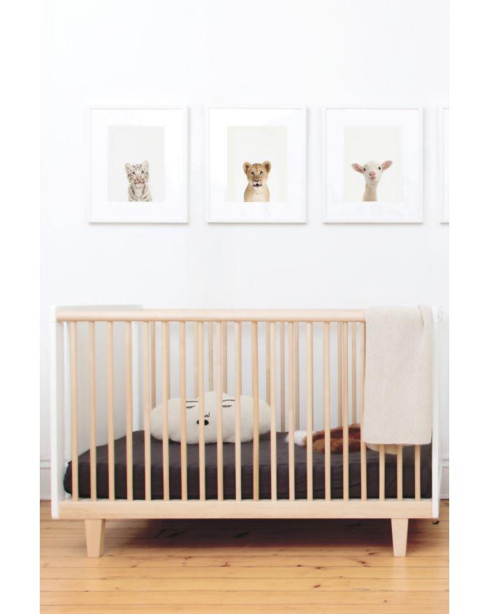lit b b design scandinave. Black Bedroom Furniture Sets. Home Design Ideas