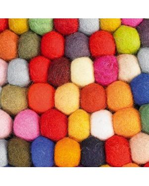 hay pinocchio multicolore round rug for kids and more 2 dimensions - Tapis Rond Color