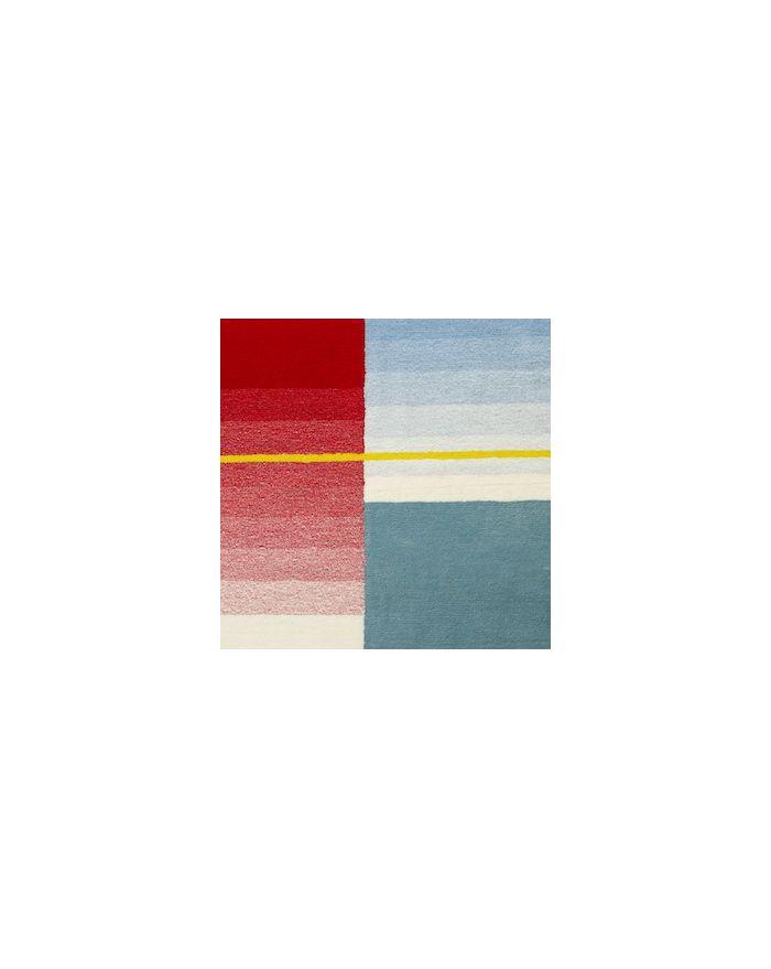 Accueil BEBE u0026gt; TAPIS u0026gt; HAY-TAPIS COLORE 02-Bleu ciel, rouge, cru00eame
