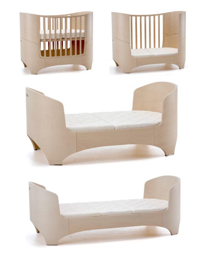 leander lit design evolutif de 0 a 8 ans ceruse. Black Bedroom Furniture Sets. Home Design Ideas