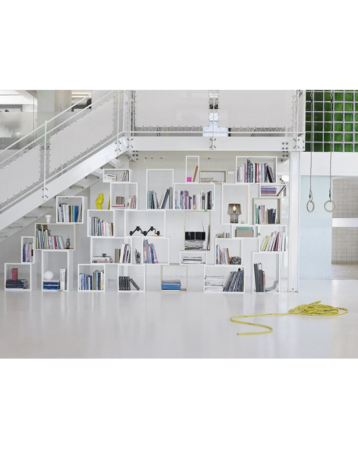 muuto stacked modular and design shelving system. Black Bedroom Furniture Sets. Home Design Ideas