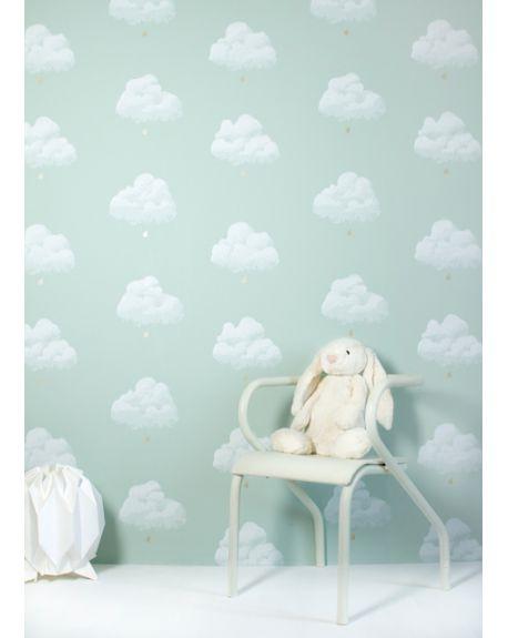 chambre vert celadon chambre vert celadon d eau - Chambre Vert Deau