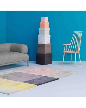 hay colour carpet 05 grey pink yellow. Black Bedroom Furniture Sets. Home Design Ideas
