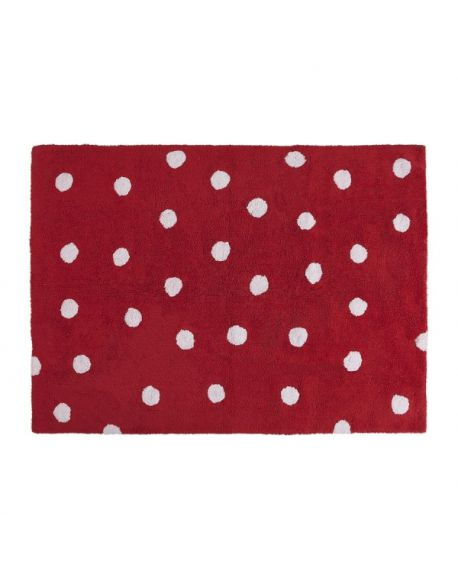 http://www.kidslovedesign.com/2756-thickbox_default/lorena-canals-tapis-coton-pois-fond-rouge-pois-120-x-160-cm.jpg
