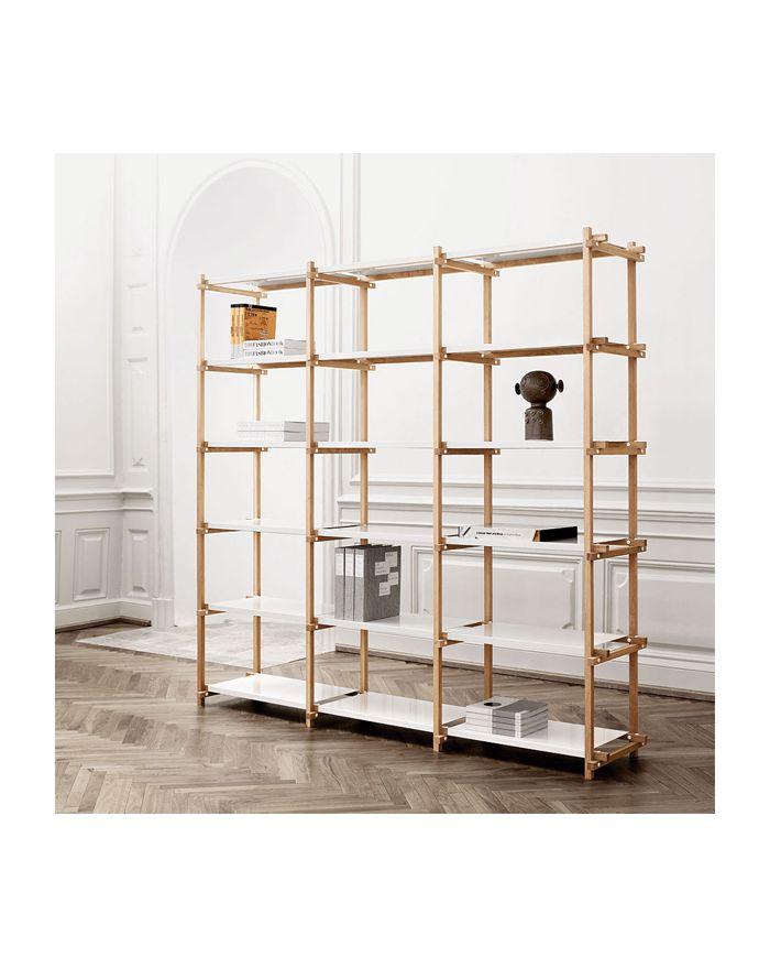 hay woody high chair chaise et mobilier design pour int rieur contemporain. Black Bedroom Furniture Sets. Home Design Ideas