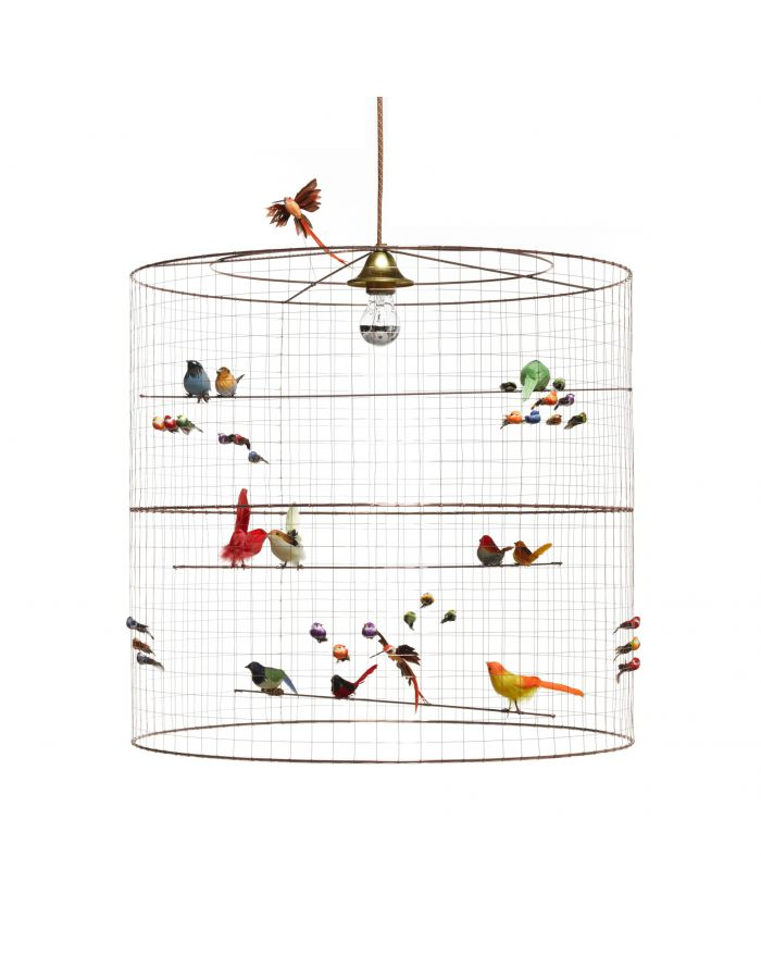 mathieu challieres suspension grande voli re luminaire poetique et design pour maison contemporaine. Black Bedroom Furniture Sets. Home Design Ideas