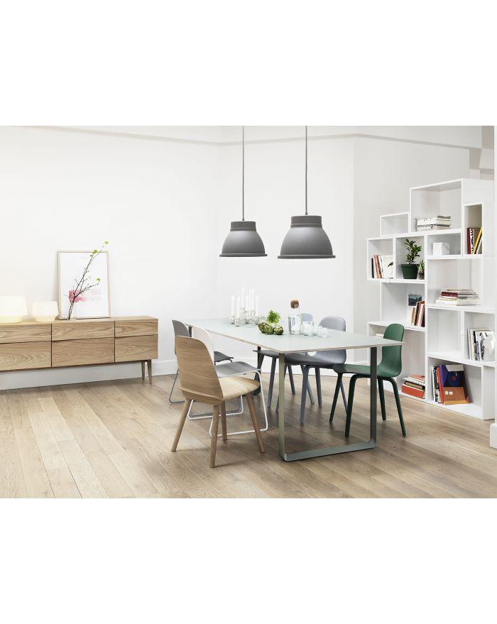 muuto chaise visu mobilier inspiration scandinave mobilier design. Black Bedroom Furniture Sets. Home Design Ideas