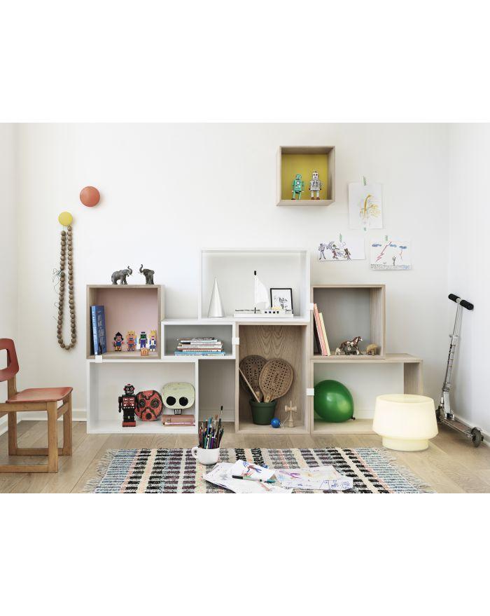 muuto stacked rangement design s parateur pi ce. Black Bedroom Furniture Sets. Home Design Ideas