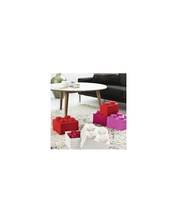 boite de rangement lego pour chambre d 39 enfant et de b b. Black Bedroom Furniture Sets. Home Design Ideas