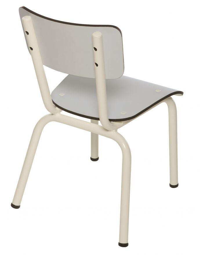 chaise ecolier retro design les gambettes disponible sur. Black Bedroom Furniture Sets. Home Design Ideas