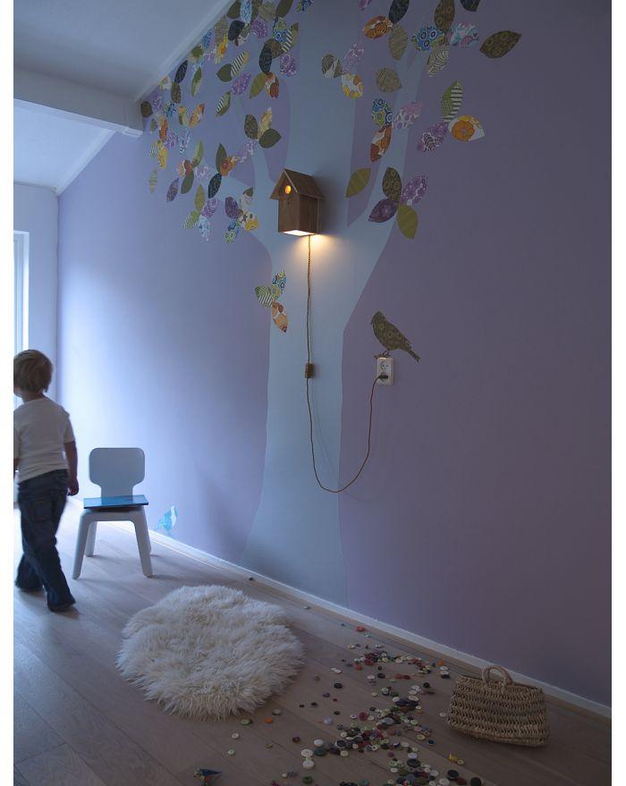 inke heiland decoration murale en papier peint vintage pour chambre bebe et enfant design. Black Bedroom Furniture Sets. Home Design Ideas