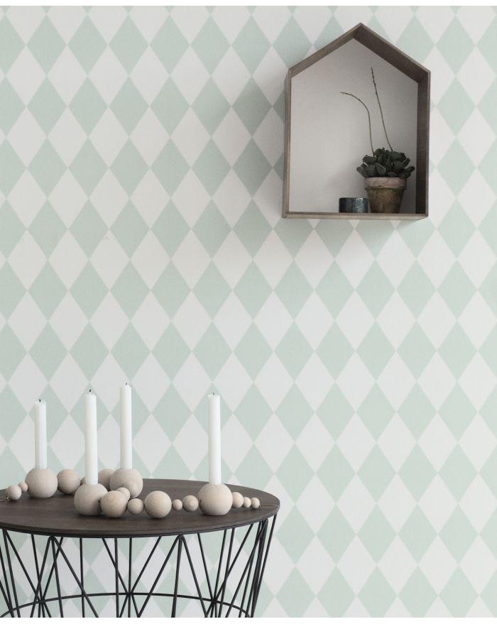 ferm living wallpaper decoration of children bedroom. Black Bedroom Furniture Sets. Home Design Ideas