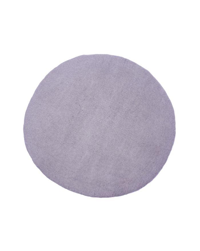 tapis rond en feutre muskhane decoration chambre d39enfant With tapis rond 80 cm