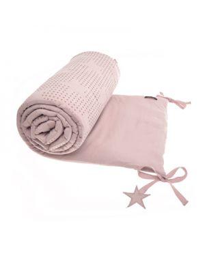 Inke magnifique papier peint sticker muraux pour chambre enfant et b b sticker arbre - Tour de lit rose poudre ...
