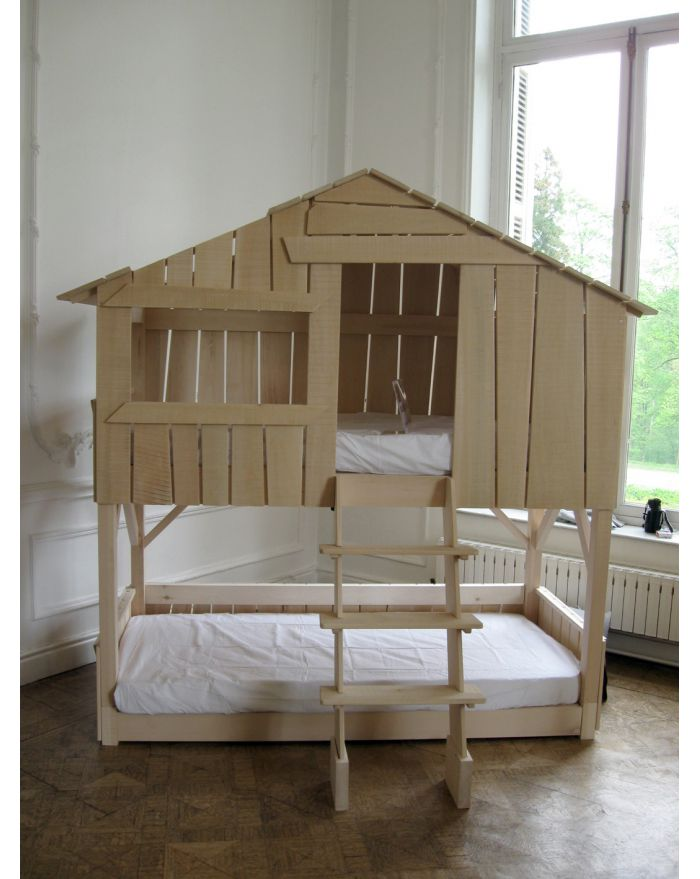 Mathy by bols tree house bed for Treehouse toddler bed