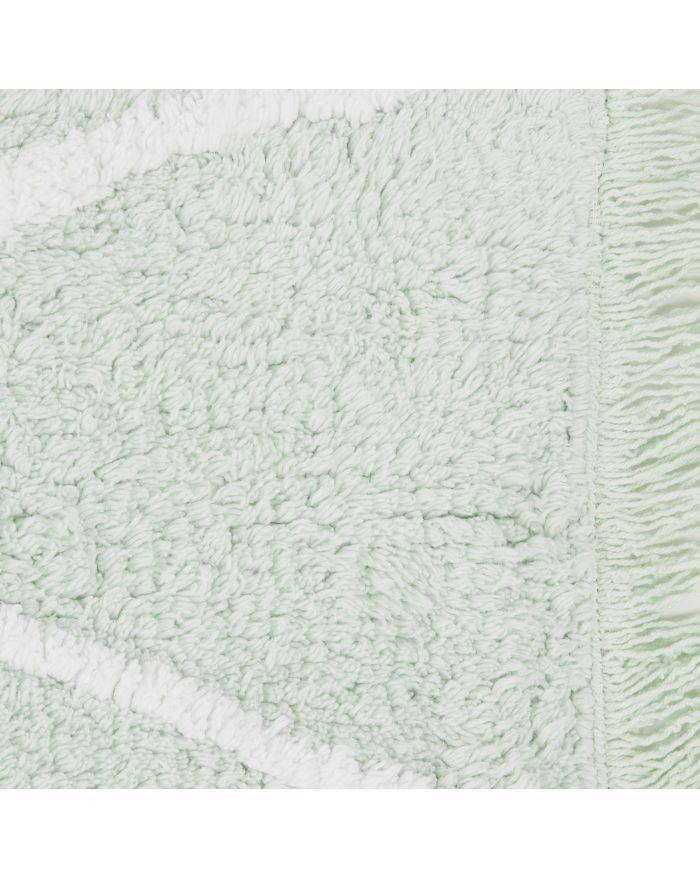 LORENA CANALS - TAPIS HIPPY - Vert - 120 x 160 cm