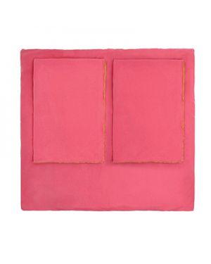 JACK N'A QU'UN OEIL - COCOON - Duvet & cushions cover - Pink paradise and pearl