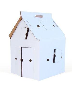 KIDSONROOF-CASA CABANA-Maison en carton