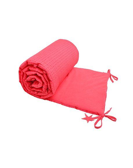 JACK N'A QU'UN OEIL - CENTAURE - Crib liner - Pink Paradise