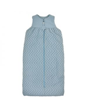 JACK N'A QU'UN OEIL - ZIGZAG CASSIOPEE - Sleep Sack - Powder Blue