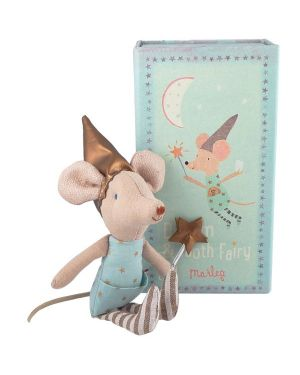MAILEG - MOUSE - Tooth Fairy in Box Boy