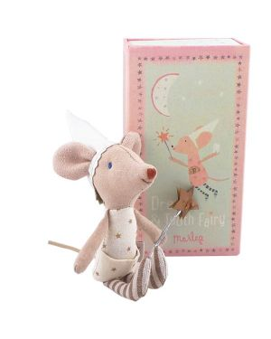 MAILEG - MOUSE - Tooth Fairy in Box Girl