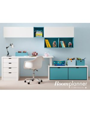 ASORAL - Table and storage - 20 colours