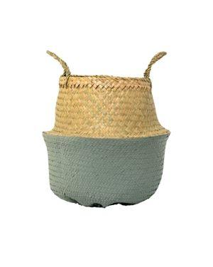 BLOOMINGVILLE - Basket Natural/Laurel