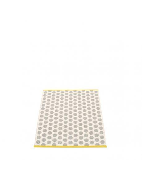 PAPPELINA - NOA GREY/MUSTARD - Design plastic 70 x 90 cm