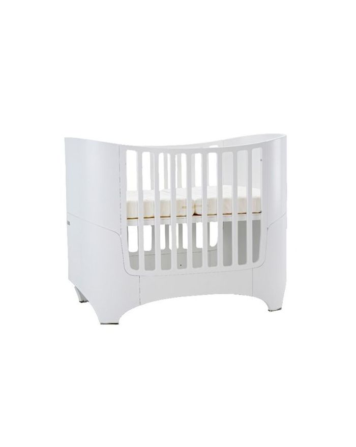 Beautiful LEANDER DESIGN CONVERTIBLE COT from 0 to 8 years old White Loading zoom Ideas - Minimalist convertible bed HD