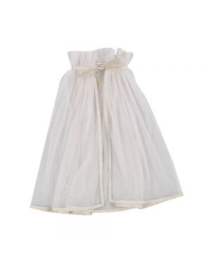 Mouche - Cape tulle or