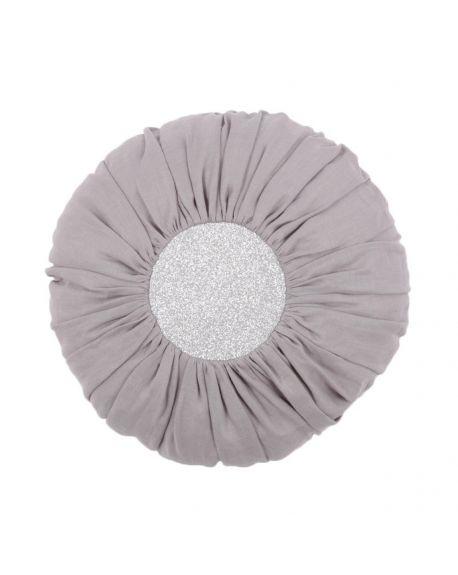 Mouche - Grey cushion (medium)