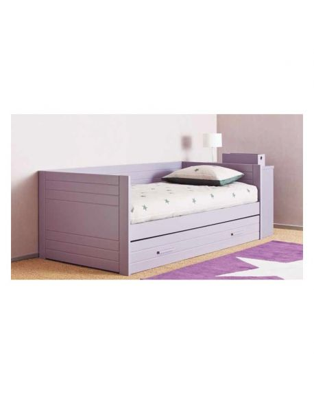 ASORAL - Cometa Nido bed (20 colors)