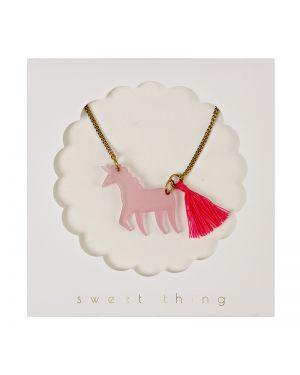 Meri Meri - Unicorn Necklace