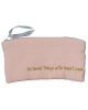 Les Petits Vintage - EMBROIDERED KIT - POWDERY PINK