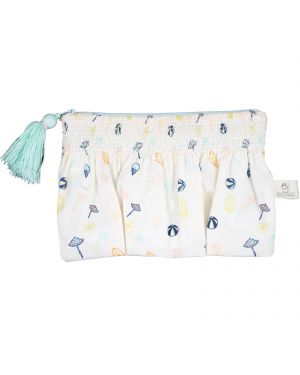 Les Petits Vintage - SMOCKED CLUTCH - STARFLY