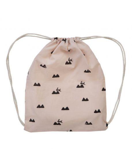 Ferm Living - Rabbit Gym Bag Pink