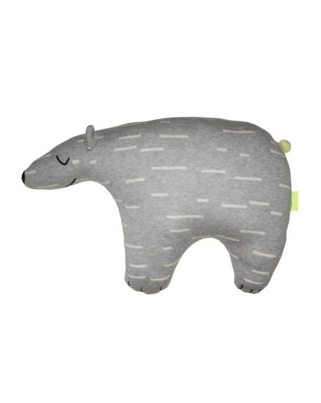 OYOY - Coussin Ours Polaire