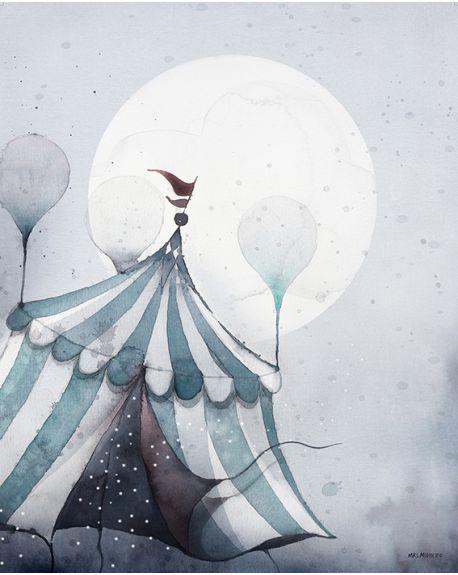 MRS. MIGHETTO - Flying Carnival