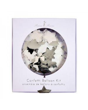 Meri Meri - Confetti Christmas Balloon Kit