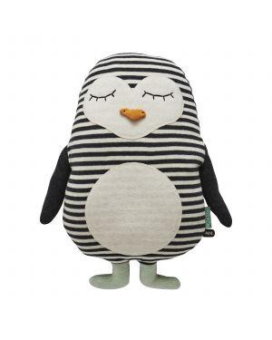 "Oyoy - Cushion - Pinguin ""Knut"""