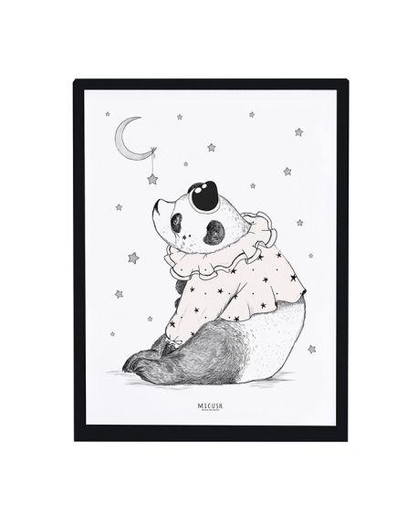 LILIPINSO - Tableau panda