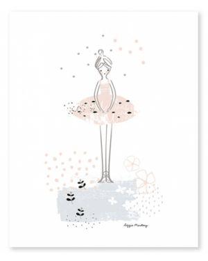 LILIPINSO - Affiche Ballerine