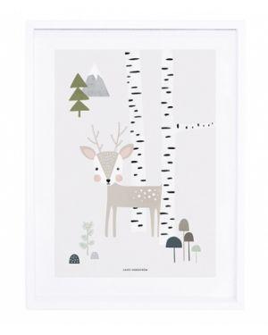 LILIPINSO - Frame deer