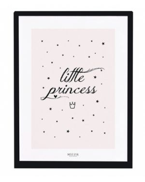 LILIPINSO - Tableau little princess
