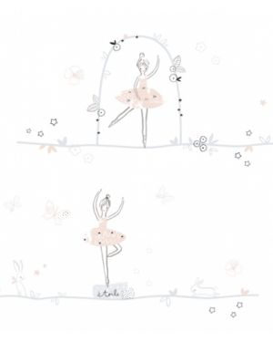 Lilipinso - Stickers deco ballerina