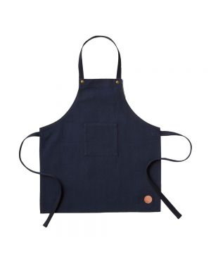 Ferm Living - Kids Apron - Blue