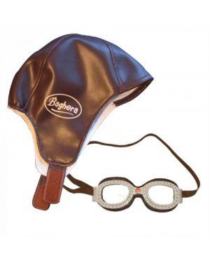 BAGHERA - Vintage Racing cap & goggles