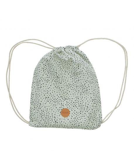 Ferm Living - Mint Dot Gym Bag