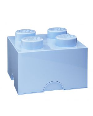 LEGO-BOITE DE RANGEMENT-4 plots / bleu layette